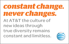 AT&T Banner ad