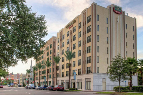 Courtyard Marriott St. Petersburg