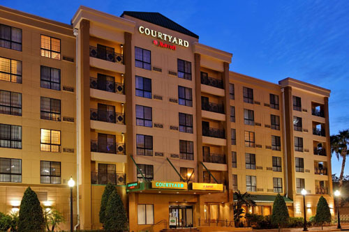 Courtyard Marriott Tampa